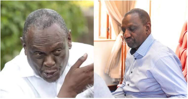 """David Murathe: """"We paid Ruto to support Uhuru"""""""