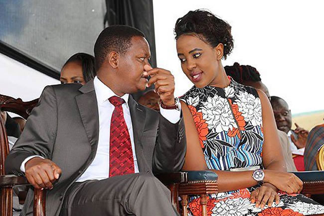Governor Alfred Mutua's Wife Resigns as Machakos First Lady