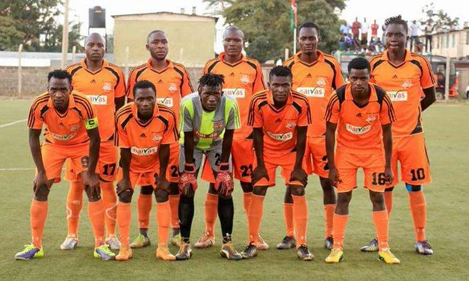 Naivas FC Gains Promotion to The National Super League