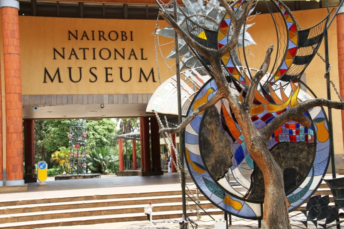 Bank of America Funds National Museums of Kenya Art Conservation Project