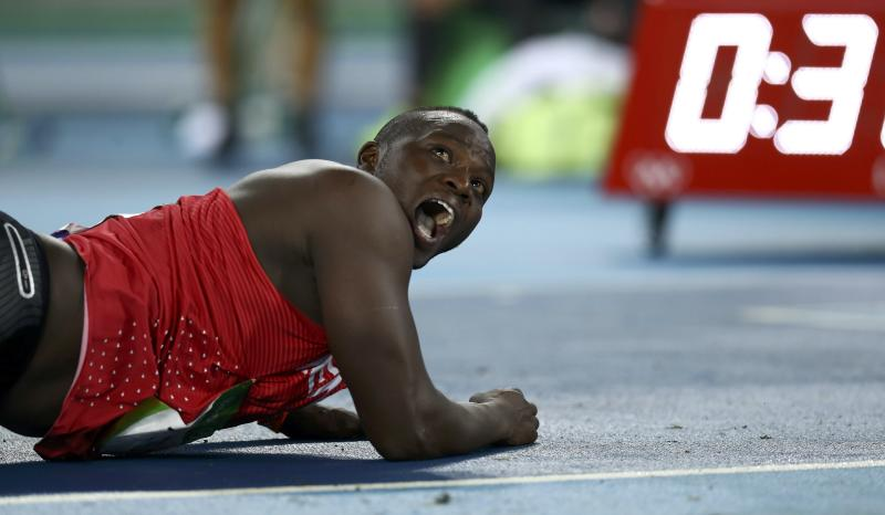 Tokyo 2020: Kenya's Yego Tossed out of Olympics