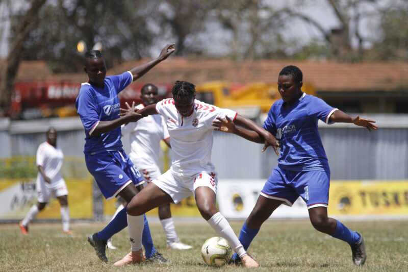 FKF Women Cup: Kayole Starlet host Vihiga as Ulinzi entertain Kisumu All Starlets