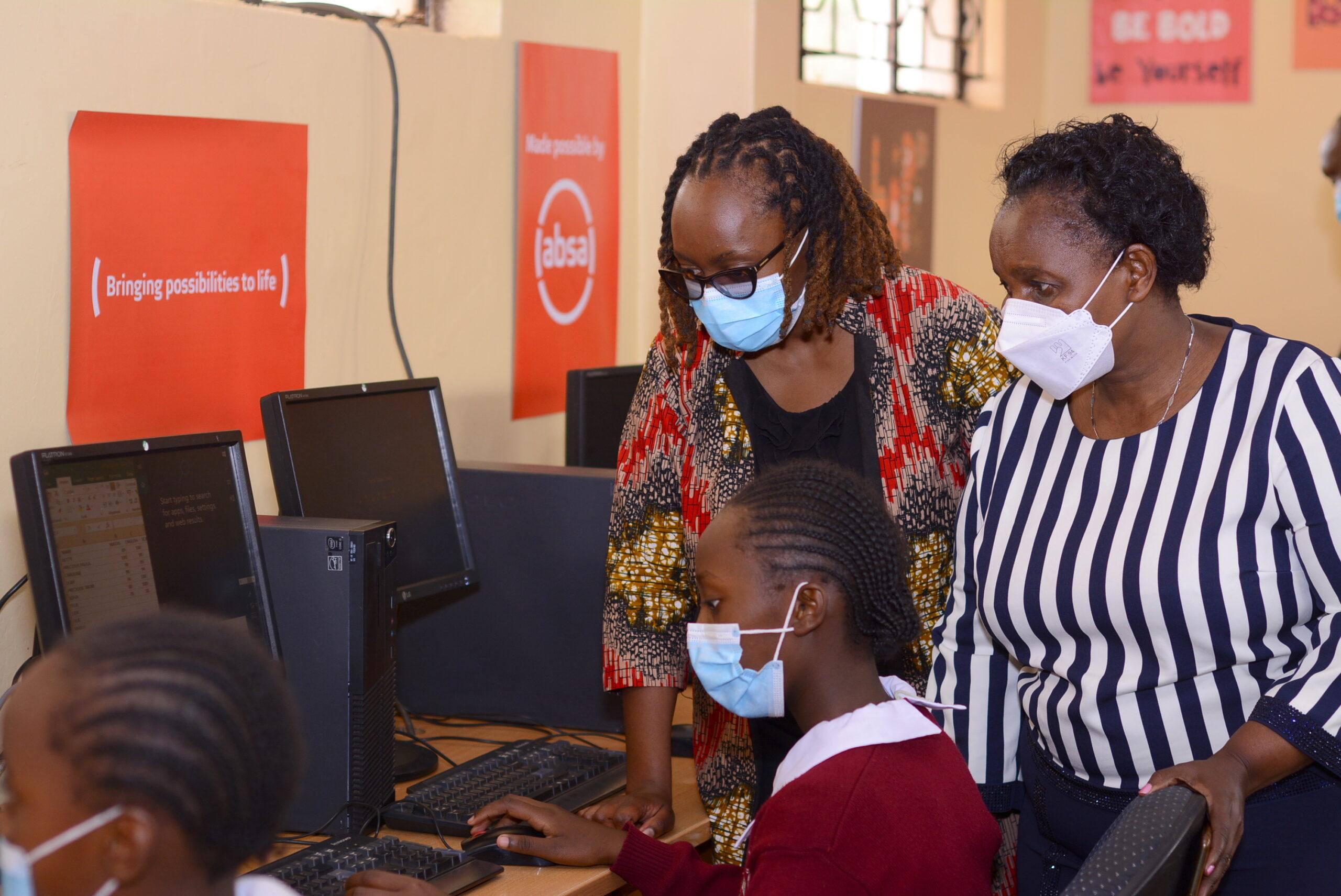 Absa Bank to Establish Computer Labs in Schools across Kenya
