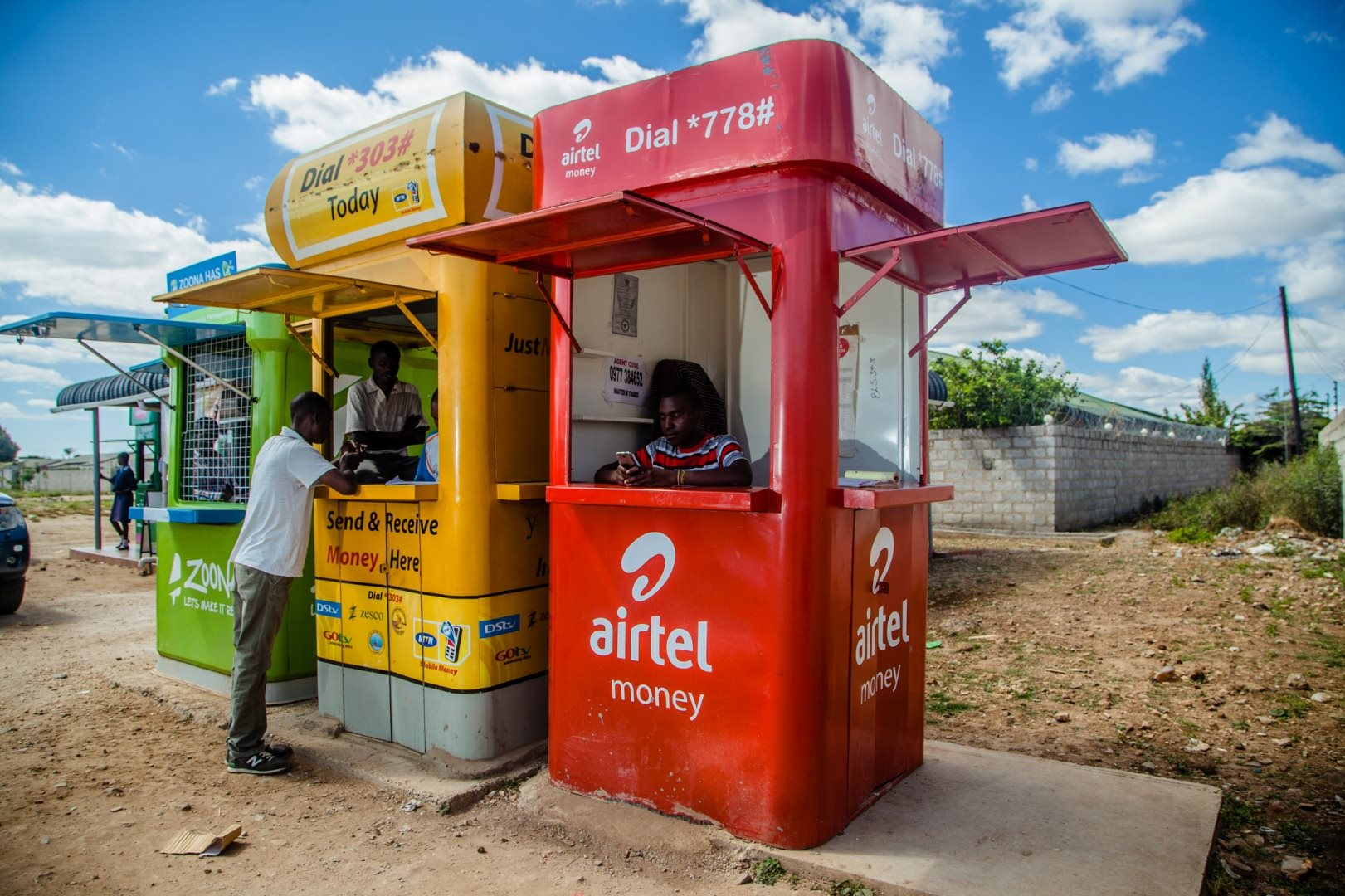 Airtel Customers to Receive Money from 129 Countries, Free Of Charge