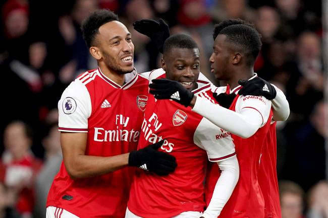 Arsenal Win First Points of New EPL Season