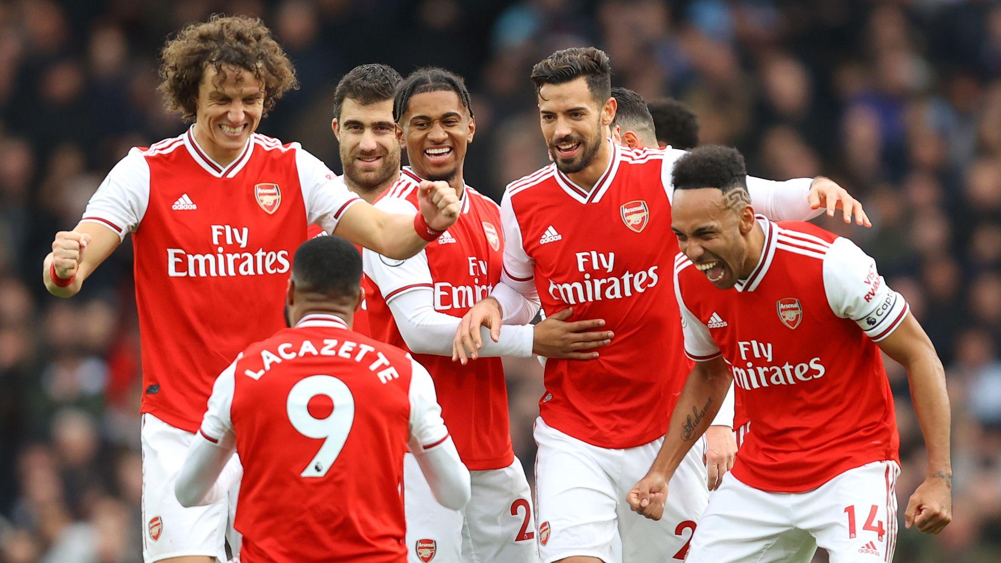 Arsenal 3 Tottenham 1: Gunners Hit Hotspurs at Emirates