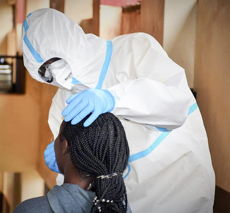 69 Test People for Positive COVID-19 as 6 Die in Kenya