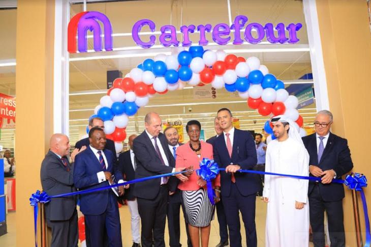 Carrefour Takes over Shoprite Stores in Uganda
