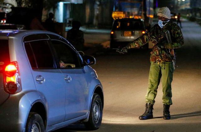Kenyans Support Curfew, Opinion Poll Reveals