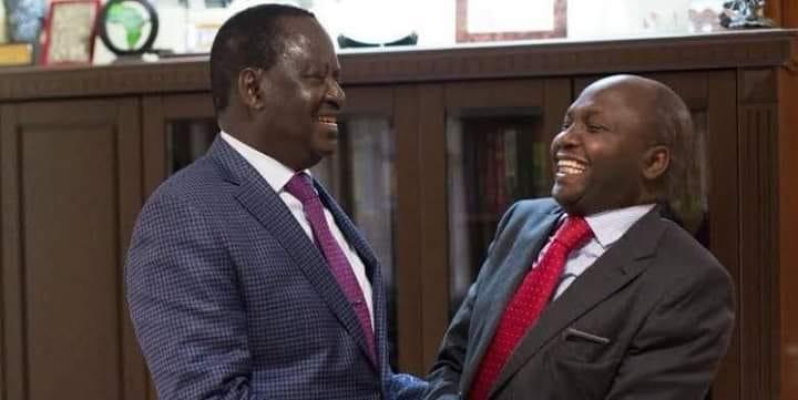 """Nobody Will Betray Raila"", says lawyer Donald Kipkorir"
