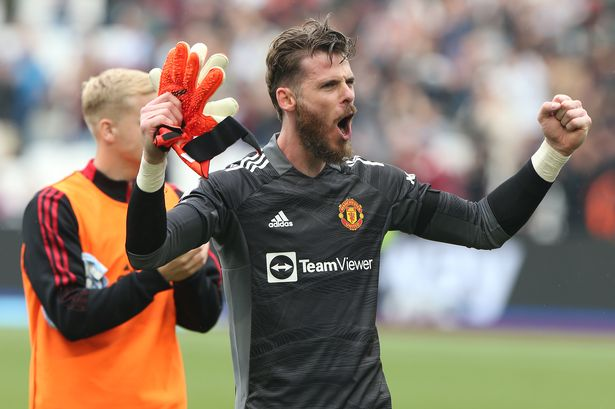 EPL: De Gea Saves Late Penalty to Earn Man United Victory
