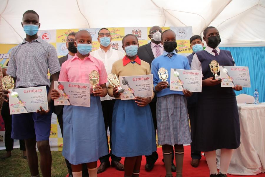 Rural schools shine in Pwani Oil National Essay Contest