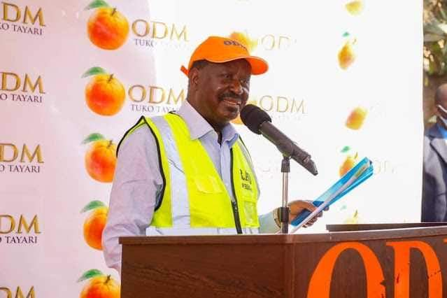 RAILA ODINGA reveals that he was the one who designed the Nairobi Expressway – I am the brain behind the multibillion-dollar project!