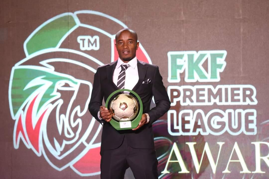 Kenya Premier League Awards : Kapaito earn MVP award