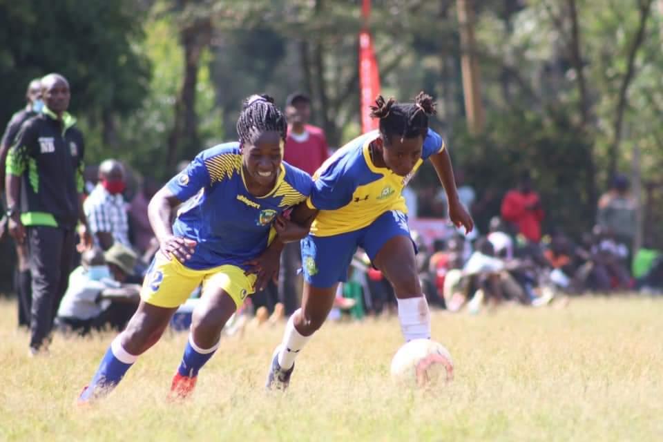 FKF Women Cup: Semi finalists confirmed