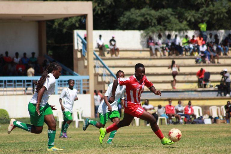 FKF Women Cup. Vihiga entertain Bunyore Starlets as Ulinzi takes on Zetech in quarters