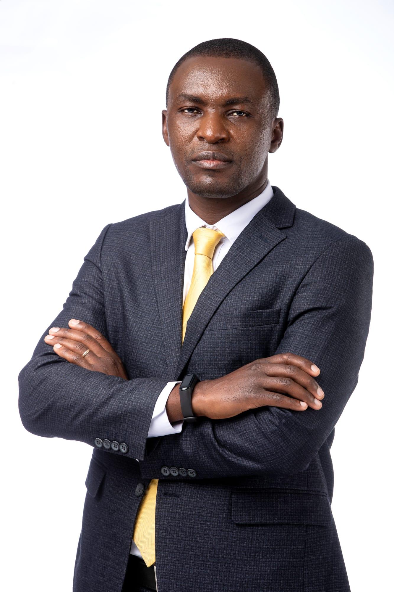 Enwealth General Manager George Oyuga Joins Zamara