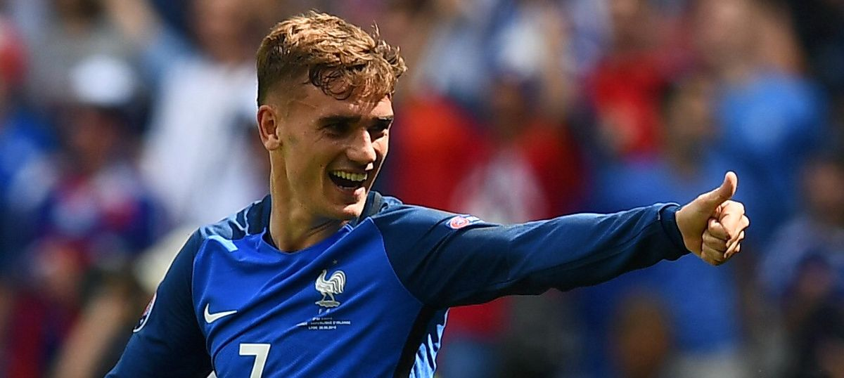 Griezmann Saves France from Jaws of Bosnian Defeat