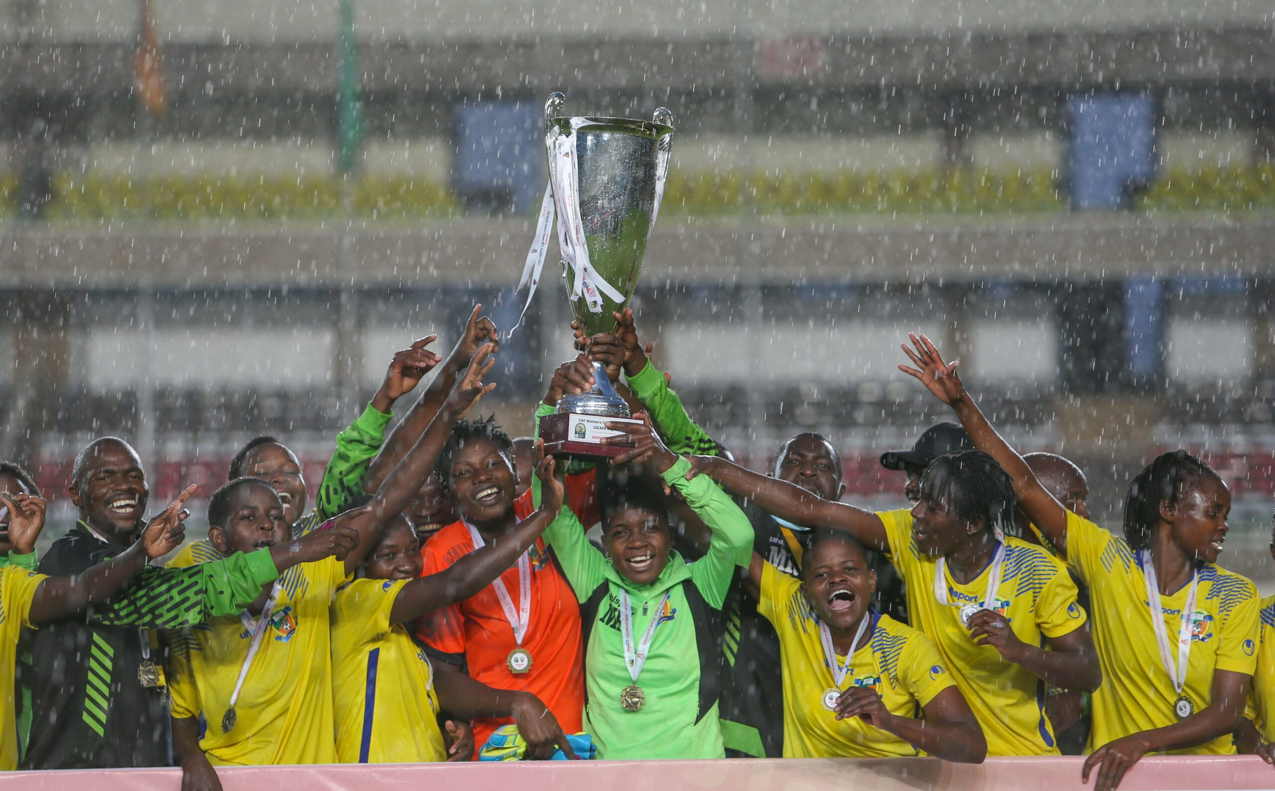 TotalEnergies CAF Women's Champions League: Date for draw confirmed