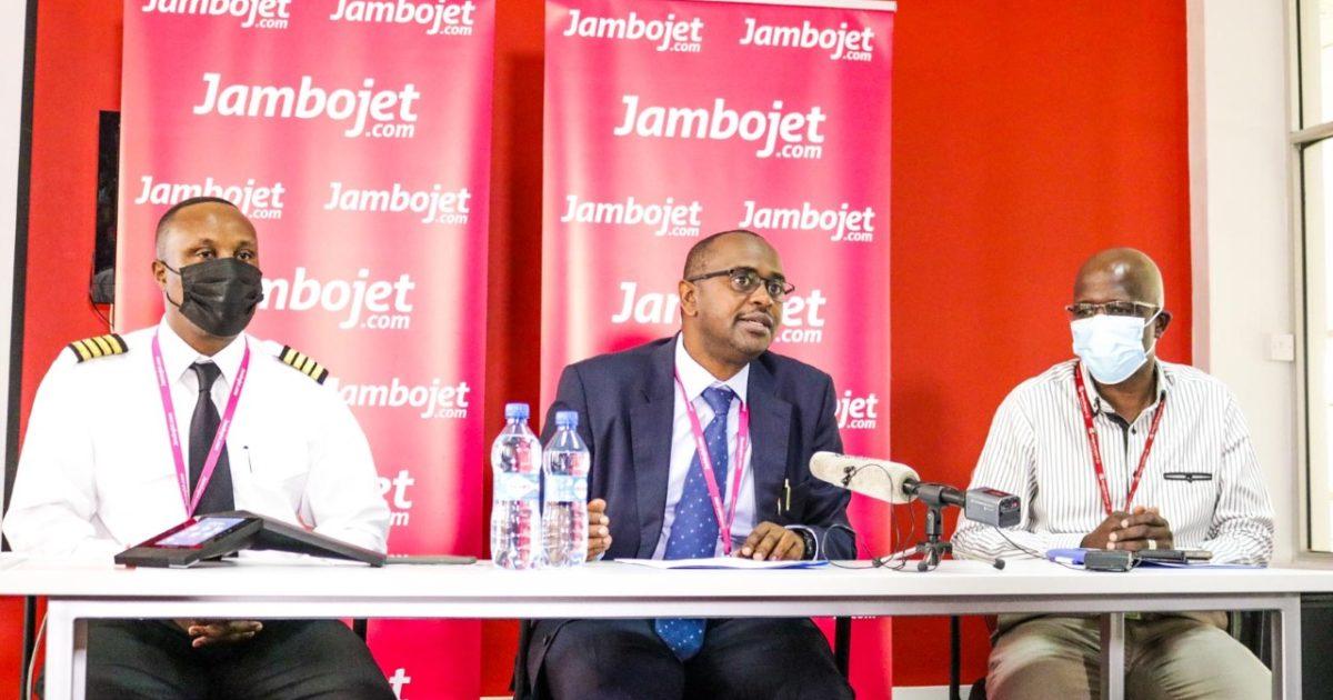 Karanja Ndegwa Takes Over as Jambojet Boss