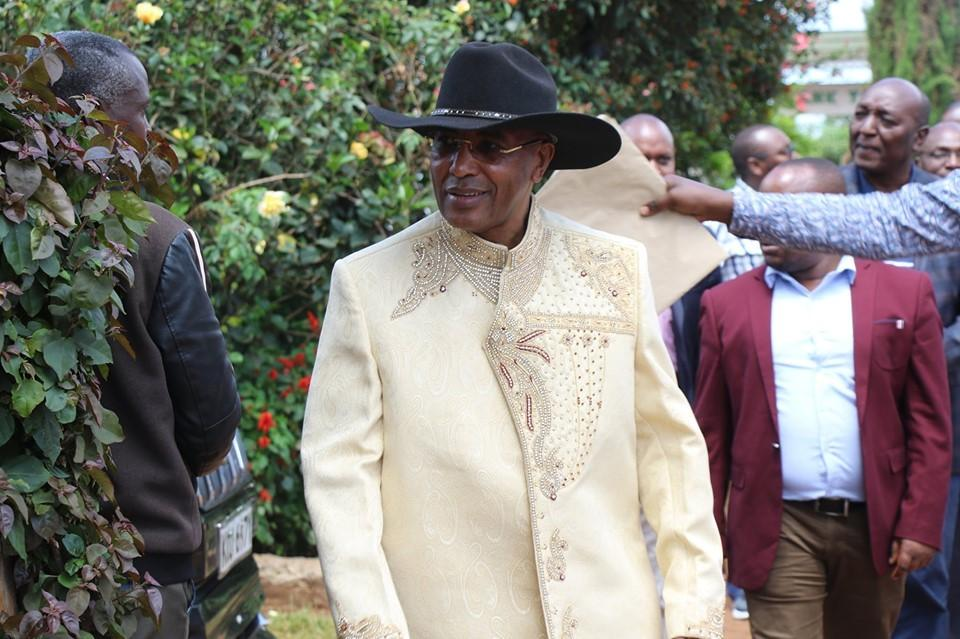 """Deep State Determines Kenya's Presidential Polls,"" says former Internal Security PS Francis Kimemia"
