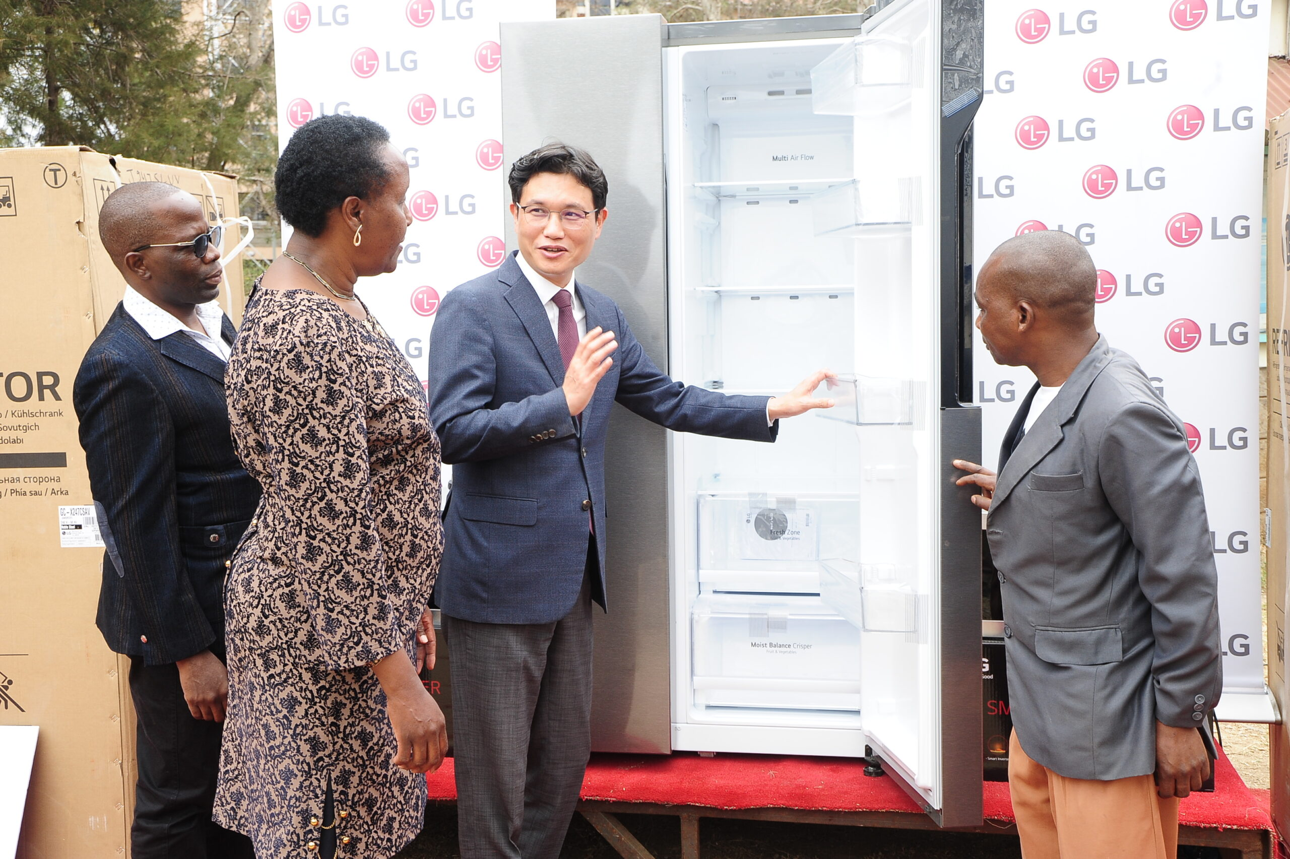 LG, Habitat For Humanity Kenya Construct Equal Learning Facilities in Machakos