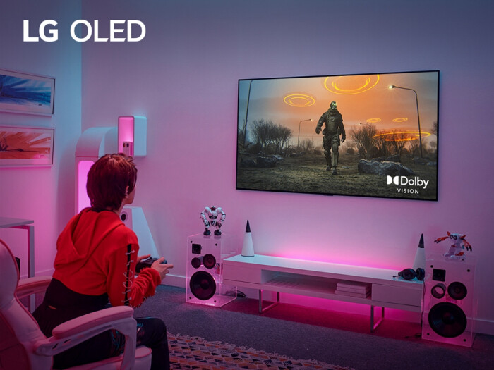 LG Improves Gaming Experience with Advanced Technology