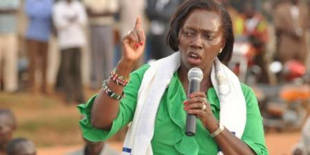 Karua Picked as Mount Kenya Region Spokesperson