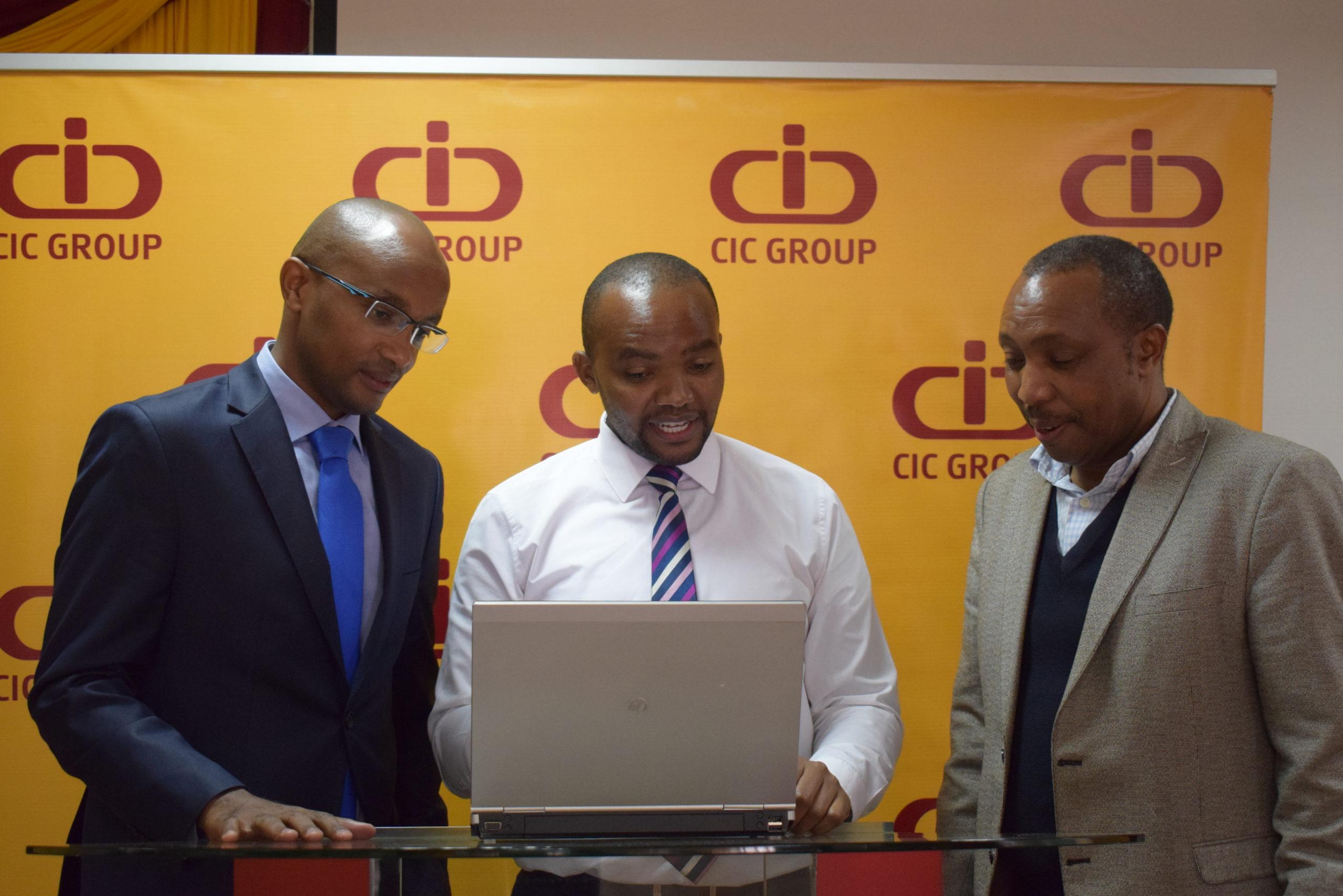 """Utilize Technology to Drive Insurance Uptake,"" CIC Assurance MD Miyogo Advises"