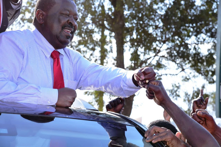 """Mudavadi's Presidential Bid is Unstoppable""Declares Gumo"