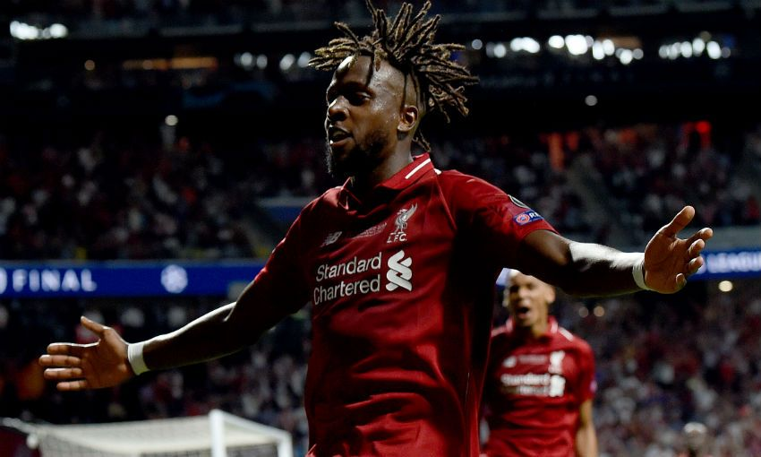 Origi on Target as Liverpool Beat Norwich in Carabao Cup