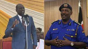 Kenyans Challenge in Court Withdrawal of DP Ruto's Security