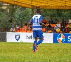 AFC Leopards' Saad Musa Makes Champions Tusker Sad
