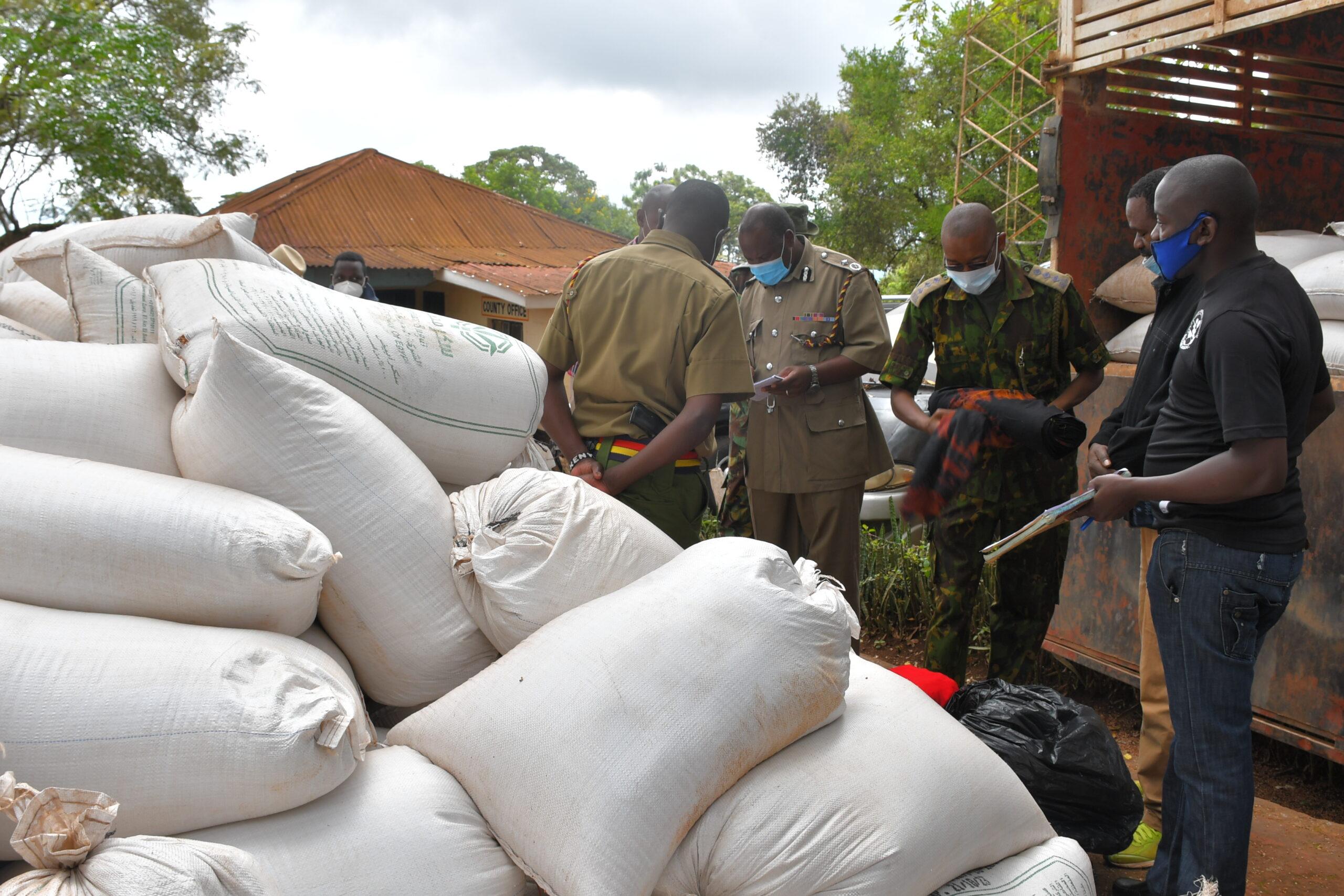 Three charged in Nakuru for Smuggling Sugar