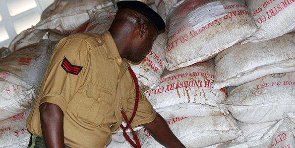 Three charged with Smuggling Sugar worth KShs 1.2 million