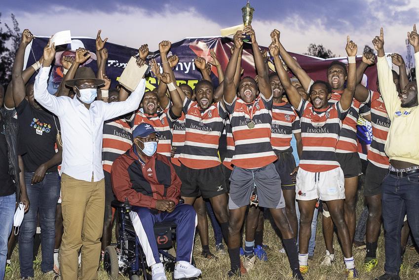 Runda Win Inaugural Tim Wanyonyi Rugby Sevens