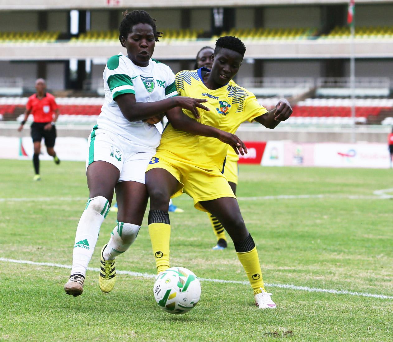 CECAFA WCL QUALIFIERS: Goals galore as Vihiga queens shine over YEI stars