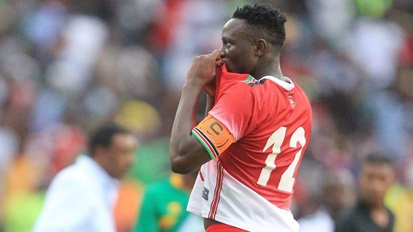 WANYAMA: 'I have lived my dream' , says big Vic as he retires.