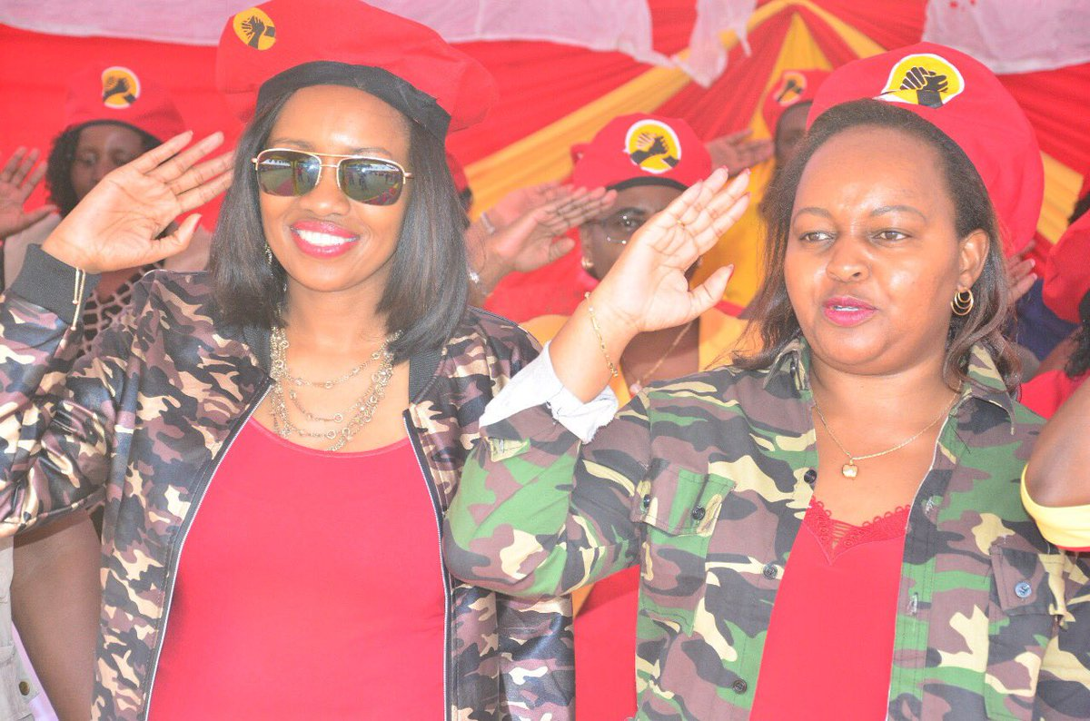 Kirinyaga Governor Ann Waiguru to Ditch Jubilee for UDA