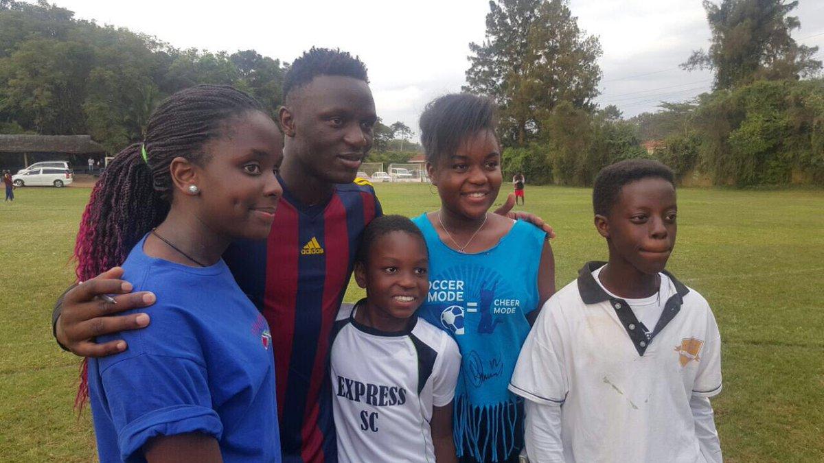 Harambee Stars Captain Victor Wanyama Offers Scholarships to Needy Students