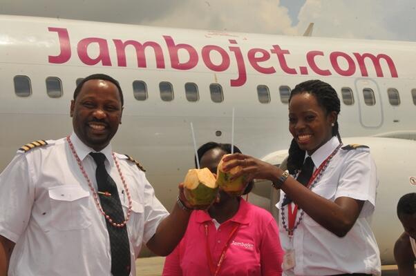 JAMBOJET STARTS FLIGHTS TO LAMU