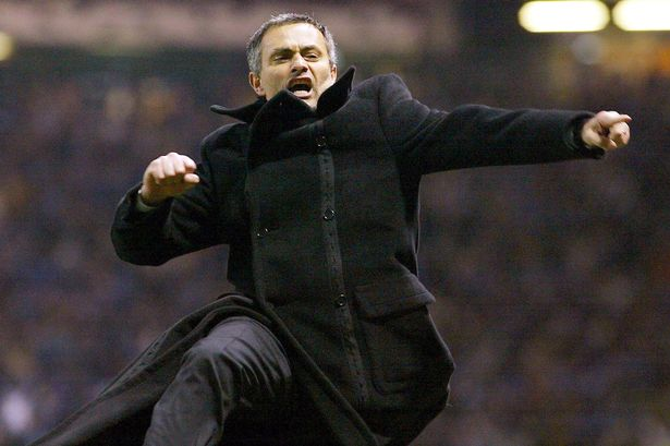 Jose Mourinho Marks his 1,000th Game as Coach with Victory