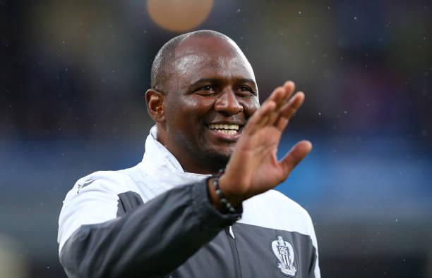 Arsenal Legend Vieira  Wins First Match as Crystal Palace Coach