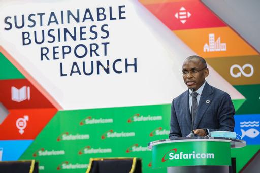 United Nations Names Safaricom as a Global Compact LEAD Company