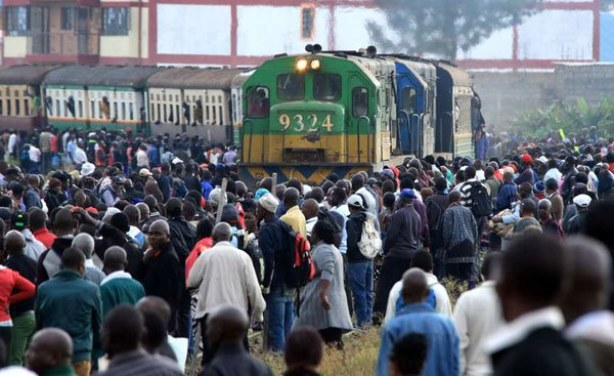 Western Kenya Travellers Train Services to Resume