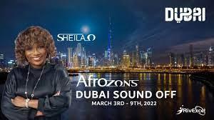 AFROZONS DUBAI SOUND OFF TO OFFER AFROBEAT FANS A DREAM TRIP TO DUBAI