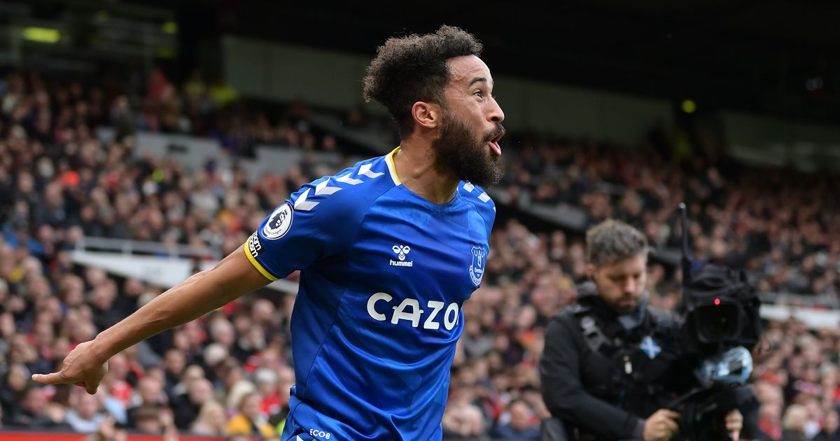 EPL: Townsend Frustrates Manchester United against Everton