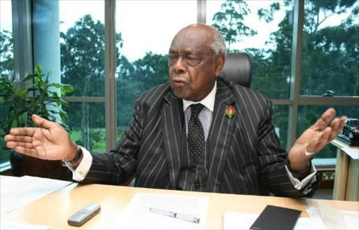 """Am Alive not Dead,"" former AG Charles Njonjo Dismisses Rumours"