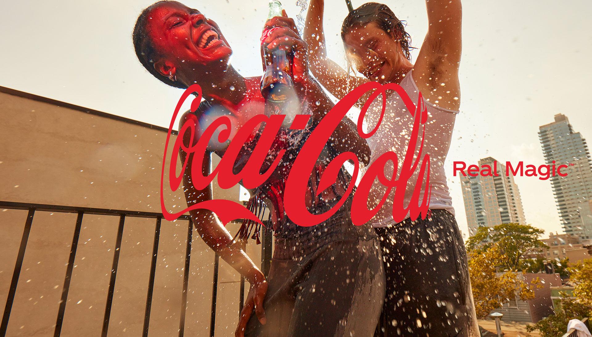 Coca-Cola Company Unveils New Global Brand