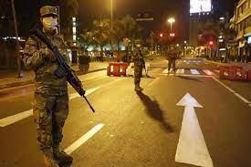 Nationwide Curfew Gazetted